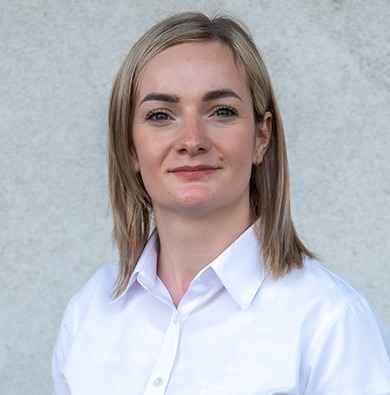 Agnieszka Szafraniec, Reinigungskraft